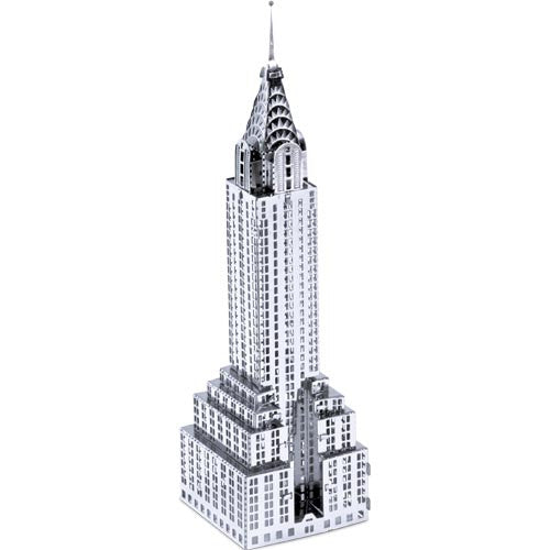 Metal Earth Chrysler Building Metal Mar