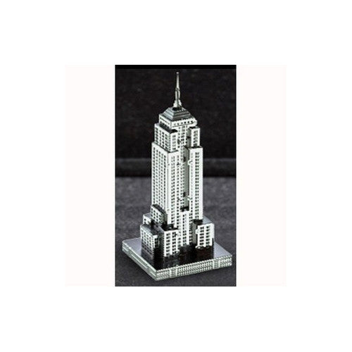 Metal Earth Empire State Bldg Metal Mar