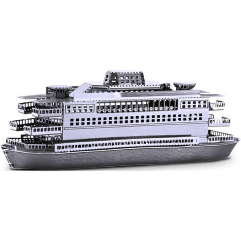Metal Earth Ferry Boat Model Kit
