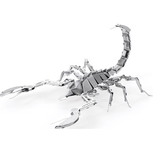 Metal Earth Bugs Scorpion