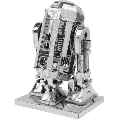 Metal Earth STar Wars R2-D2 Model Kit
