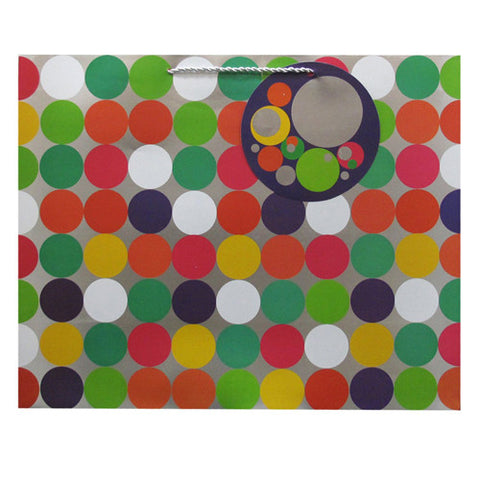 Jillson Medium Dots Tote Bag