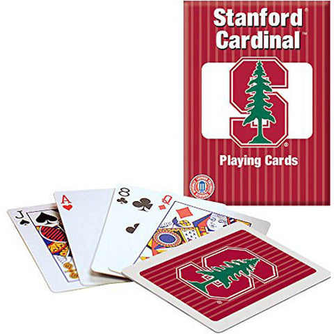 Patch Stanford Playing Cards