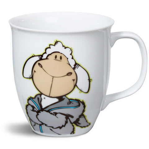 NICI Jolly Logan Sheep Mug 14oz