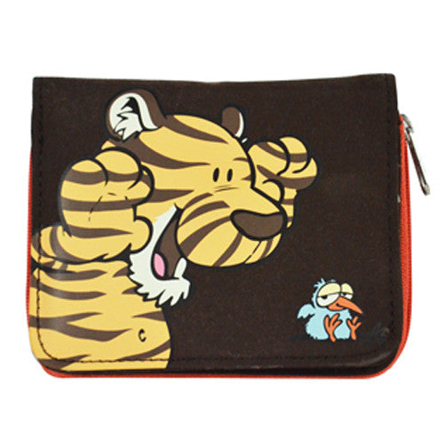 NICI Wild Friends Tiger Wallet