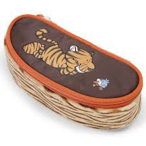 NICI Wild Friends Tiger Case w/Snap Hook