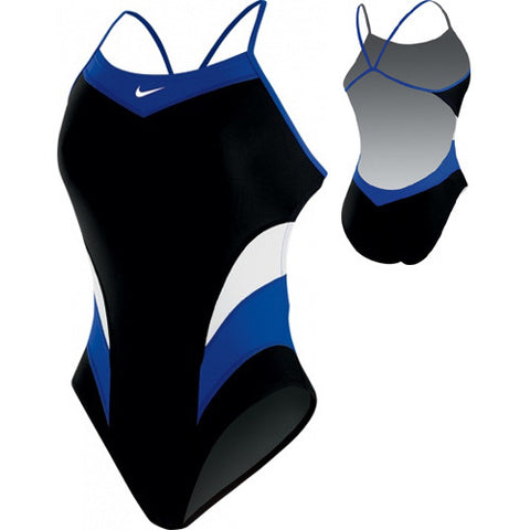 Nike Victory ColorBlock Cut-Out Royal 30