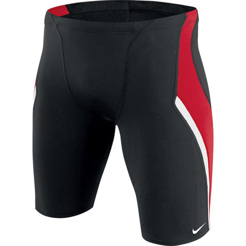 Nike Poly Team Splice Jammer Red 34
