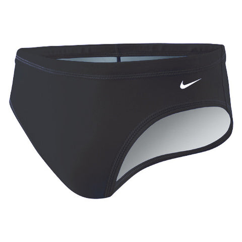 Nike Solid Poly Brief Black 30