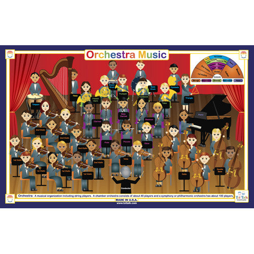 Tot Talk Orchestra Music
