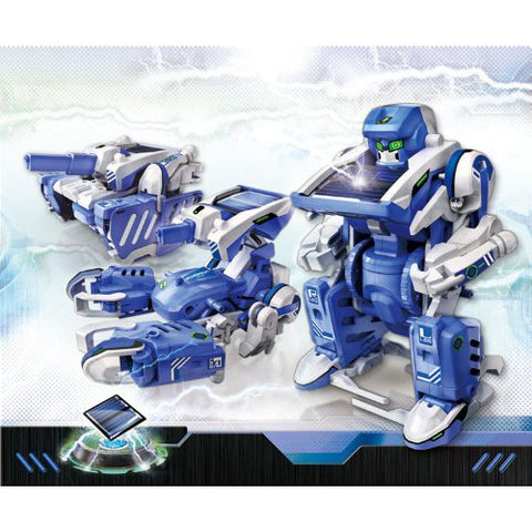 OWI T3 Transforming Solor Robot