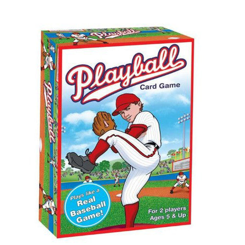 IPlay Playball Card Game