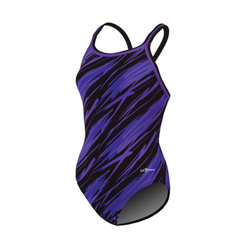 Dolfin Poly Flare Purple 24