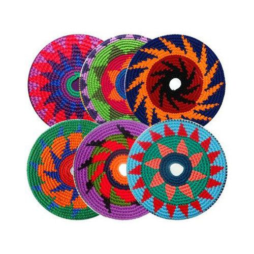 Pocket Disc Sunburst Indoor Disc Assort