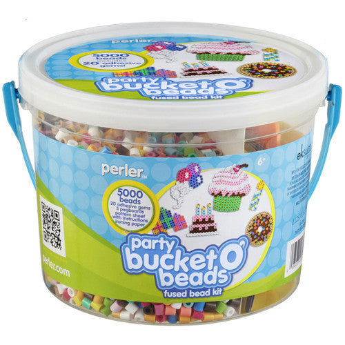 Perler Beads Party Bead Bucket 5000pc