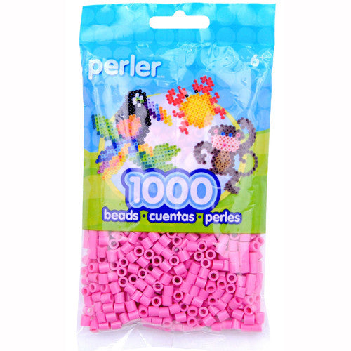 Perler Beads 2.5mm Bubblegum 1000pc