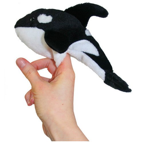 Puppet Company Orca Whale Finger Puppet