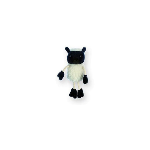 Puppet Company White Sheep Finger Puppet