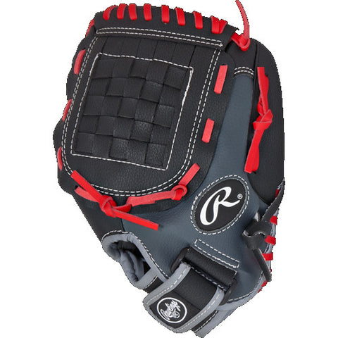Rawlings 11.0 Inch Pl11Bgs Black Red