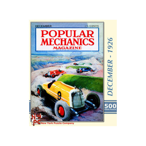 Popular Mechanics The Chase 500pc