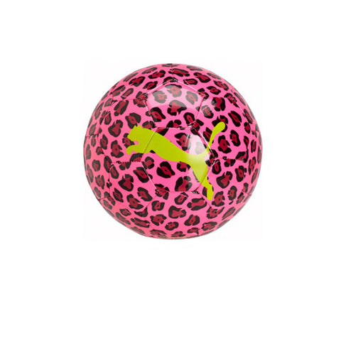 Puma Soccerball Neon Jungle Mini Pink Mini