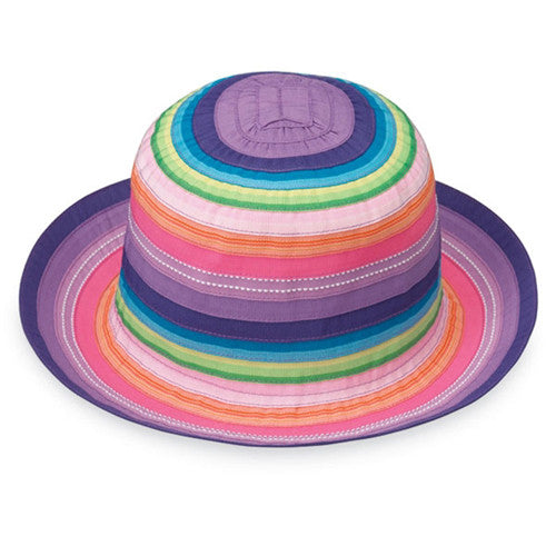 "Wallaroo Petite Nantucket 2.5"" Rainbow Tones"