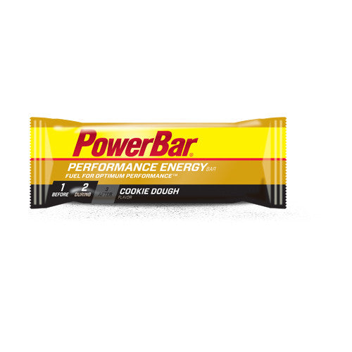 Powerbar Performance Energy Bar Flavor| Cookies and Cream