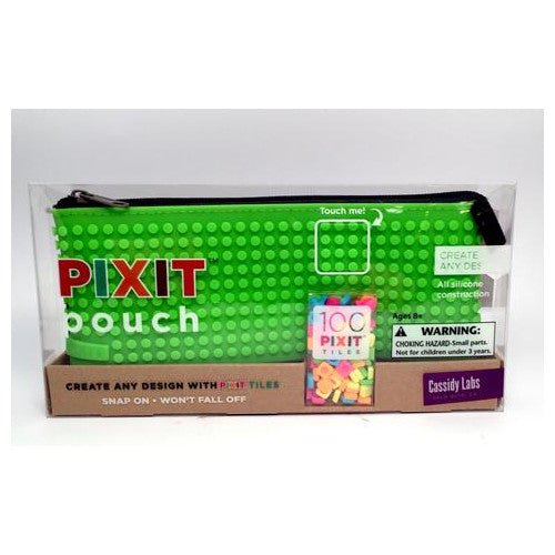 Cassidy Labs Pixit Pouch Green