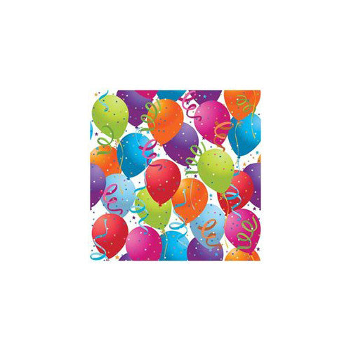 Jillson Balloon Wrapping Paper - Roll