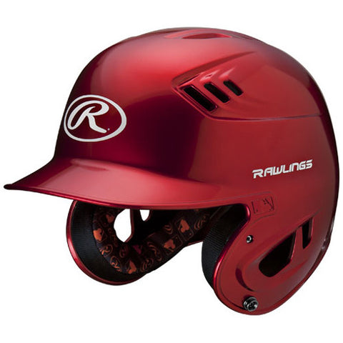 Rawlings Batting Helmet Nocsae Met. SCA