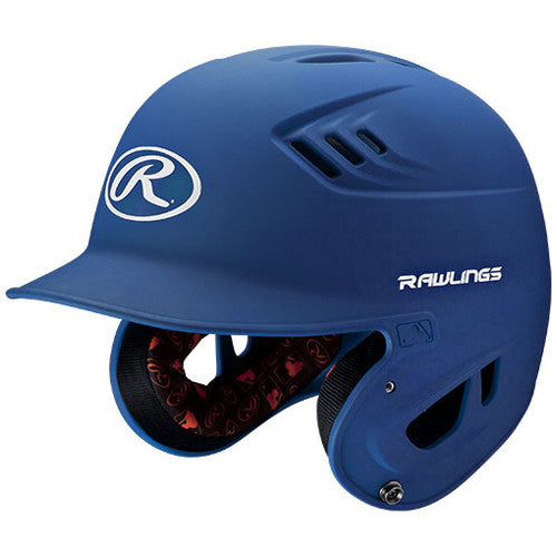 Rawlings Batting Helmet Jr R16Mj Mat Roy