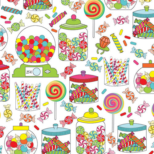 Jillson Candy Wrapping Paper - Roll