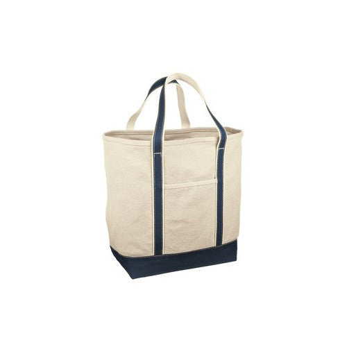 Red House Canvas Tote Navy