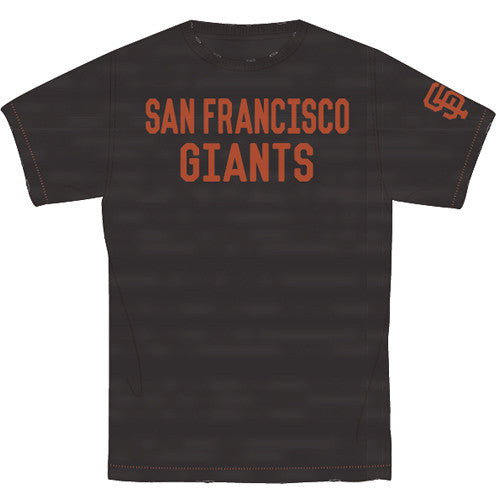 Red Jacket Tee S/S Hoist San Francisco Giants X Large