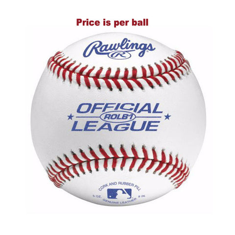 Rawlings Official Practice Baseball