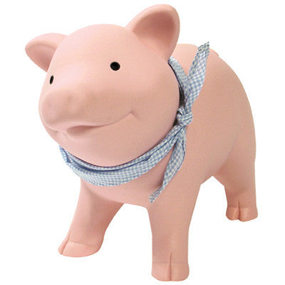 Schylling Rubber Pig Bank