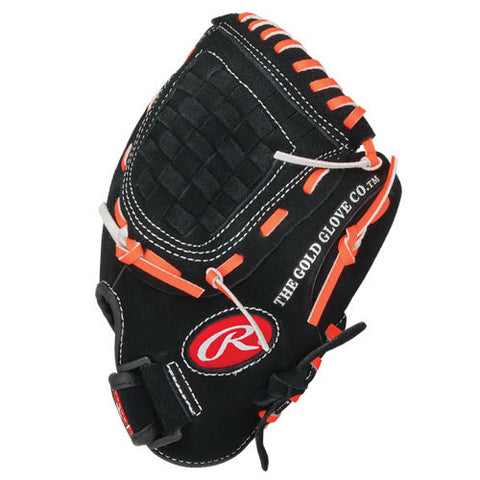 Rawlings 10.5 Inch S105N0 Black Orange
