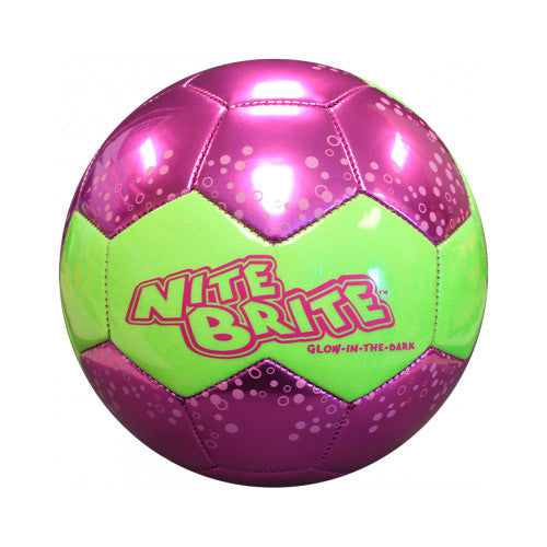 Baden #4 S140G-106 Soccerball Glow Pink