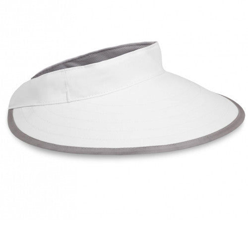 Sunday Afternoons Wos Sport Visor White One Size