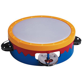 Hohner Multi-Colored Tamborine