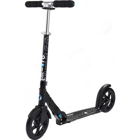 Kickboard Micro Black 2 Wheel