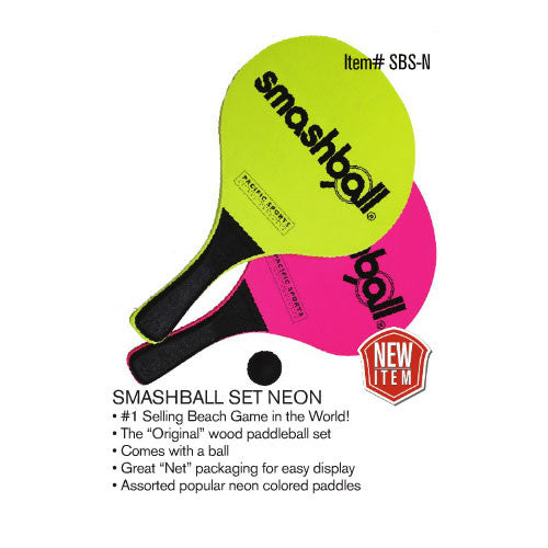 Wet Products Smashball Set Neon