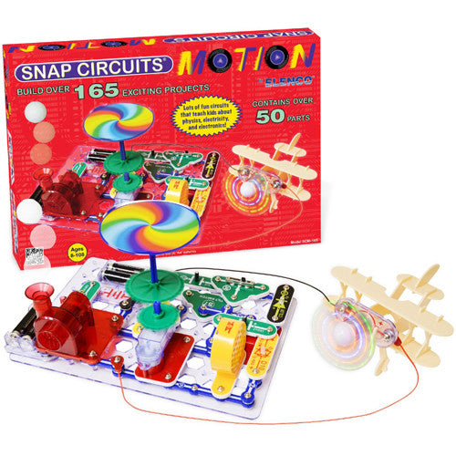 Elenco Snap Circuits Motion
