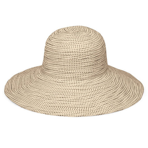 Wallaroo Scrunchie Sun Hat Natural