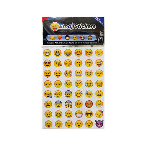 Wet Products Emoji Over 850 Sticker Pack