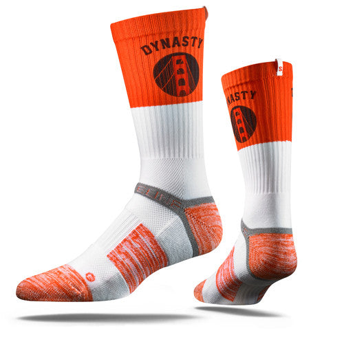 Strideline Socks SFO Giants Colors One Size