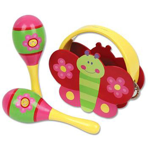 Percussion Set Butterfly
