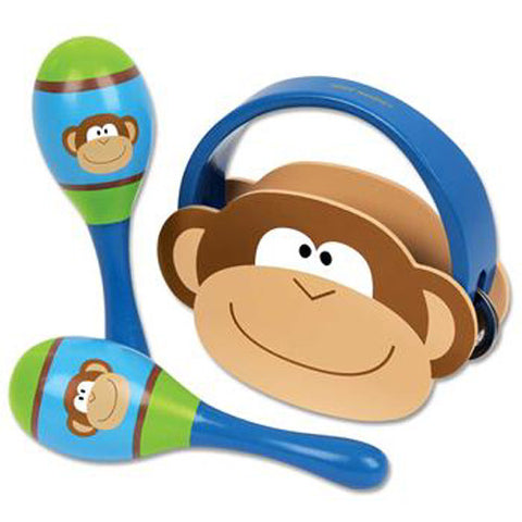 Percussion Set Monkey