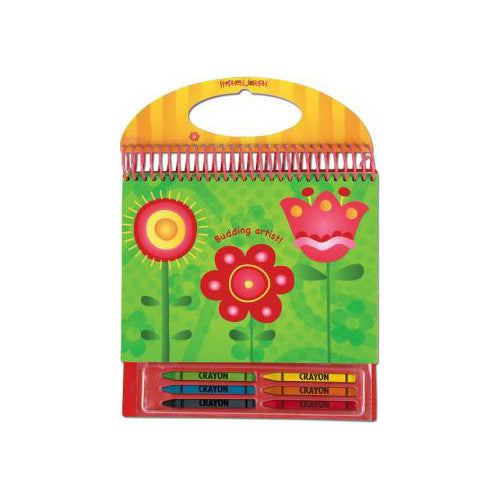 Stephen Joseph Sketch Pads School Accessories| Flower