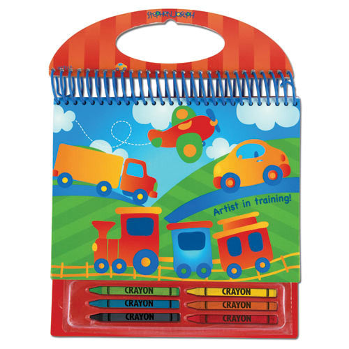 Stephen Joseph Sketch Pads School Accessories| Transportation